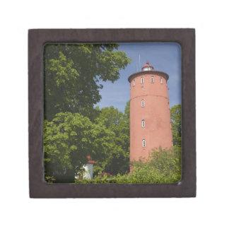 Latvia, Western Latvia, Kurzeme Region, Cape Jewelry Box