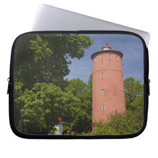 Latvia, Western Latvia, Kurzeme Region, Cape Laptop Sleeve
