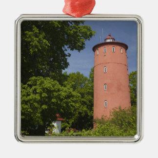 Latvia, Western Latvia, Kurzeme Region, Cape Metal Ornament