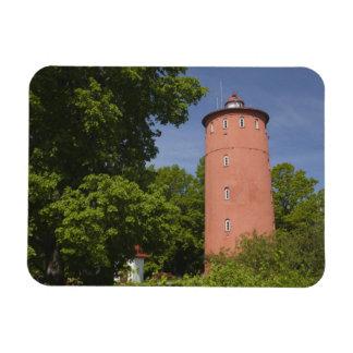 Latvia, Western Latvia, Kurzeme Region, Cape Rectangular Photo Magnet