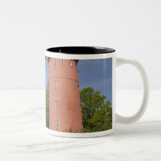 Latvia, Western Latvia, Kurzeme Region, Cape Two-Tone Coffee Mug