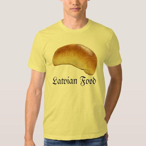 Latvian Food Dresses