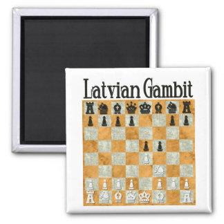 Latvian Gambit Magnet