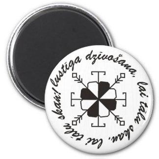 Latvian magnet