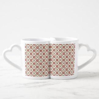 Latvian Morning Sun IX Coffee Mug Set
