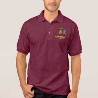 Latvian Pride Polo Shirt