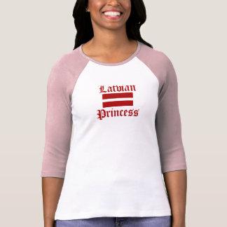 Latvian Princess T-shirts