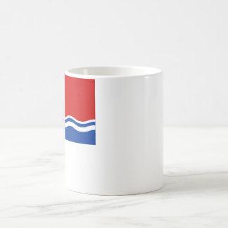 Latvian SSR Flag Classic White Coffee Mug