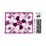Latvian Sun Stamp