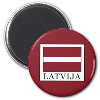 Latvija Magnet