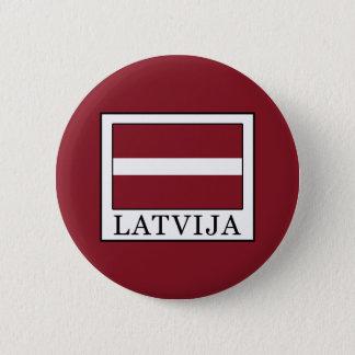 Latvija Pinback Button