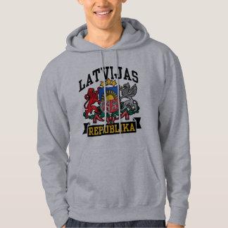 Latvijas Republika Hoodie