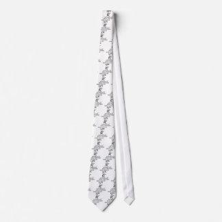 Laúd nada materias otras corbatas personalizadas