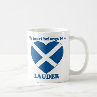 Lauder Coffee Mug