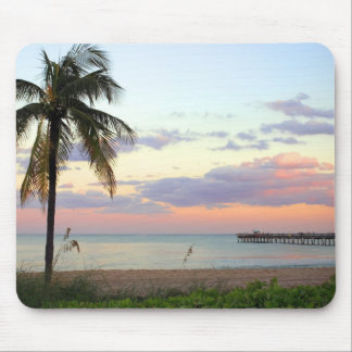 Lauderdale-by-the-Sea, Florida Sunset Mouse Pad