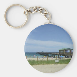 Lauderdale by the Sea, Fort Lauderdale Florida Keychain