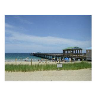 Lauderdale por el mar, Fort Lauderdale la Florida Tarjetas Postales