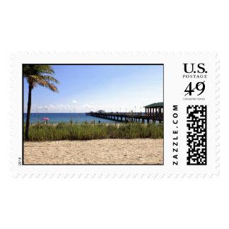 Lauderdale-por--Mar, playa de la Florida y Franqueo