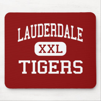 Lauderdale - Tigers - Middle - Ripley Tennessee Mouse Pad
