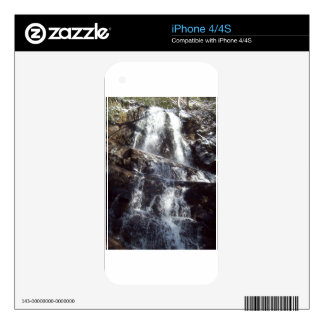 Lauel Falls in Winter Skins For iPhone 4S