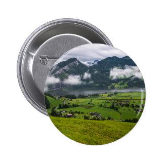 Lauerzersee Panorama - Switzerland Button