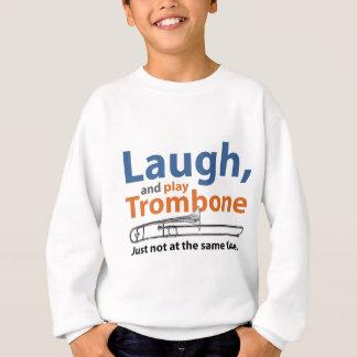 Laugh and Play Trombone Sweatshirt