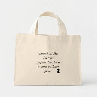 Laugh at Mr. Darcy Tote Bag