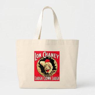 Laugh, Clown, Laugh (1928) Jumbo Tote Bag