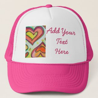 Laugh Hearts Cap