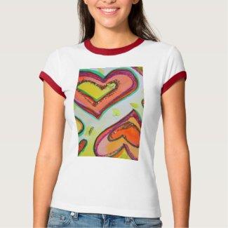 Laugh Hearts Shirt