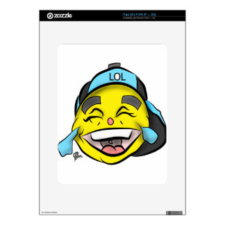 Laugh Out Loud Emoji Skins For The iPad