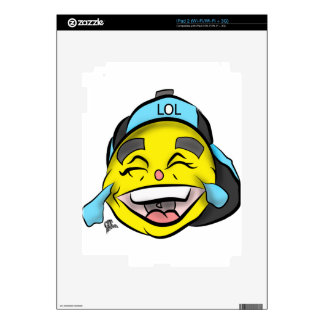 Laugh Out Loud Emoji Skins For The iPad 2