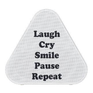 Laugh Repeat Bluetooth Speaker