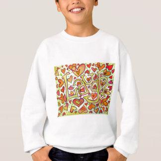 laugh sweatshirt