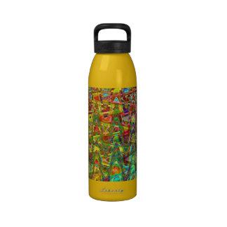 """LAUGH"" Water Bottle"