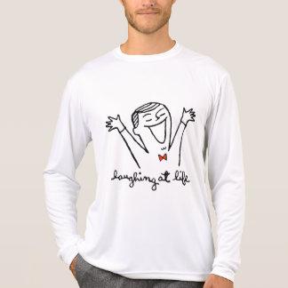Laughing at Life T Shirt