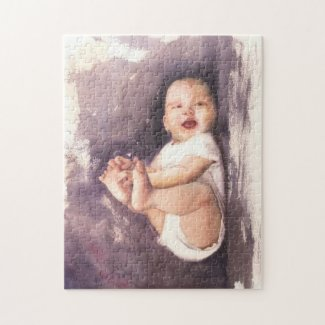 Laughing Baby Puzzle