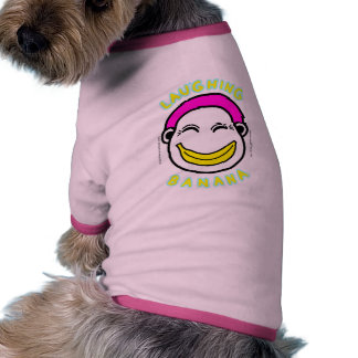LAUGHING BANANA DOG CLOTHING