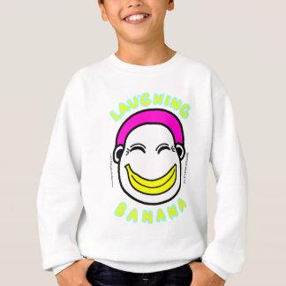 LAUGHING BANANA SWEATSHIRT