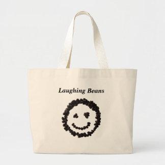 Laughing Beans totobatsugu Jumbo Tote Bag