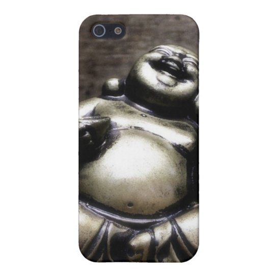 Laughing Buddah Cover For iPhone SE/5/5s