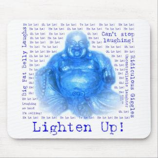 Laughing Buddha (1) Mousepad