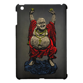 Laughing Buddha 4 color Case For The iPad Mini