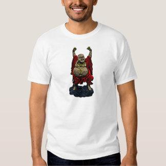 Laughing Buddha (4 color) T Shirt