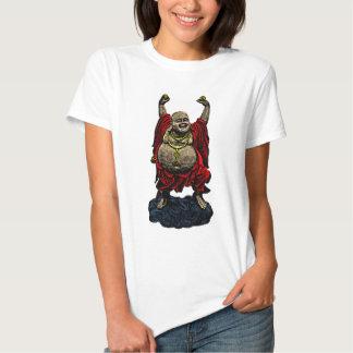 Laughing Buddha (4 color) Tee Shirt