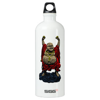 Laughing Buddha (4 color) Water Bottle