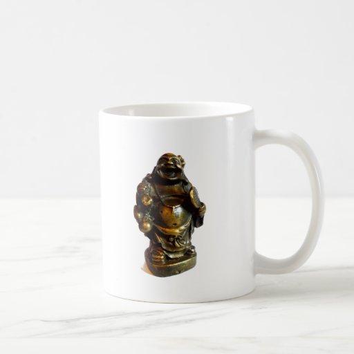 Laughing Buddha Coffee Mug