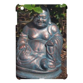 Laughing Buddha enjoying Spring sun iPad Mini Cover