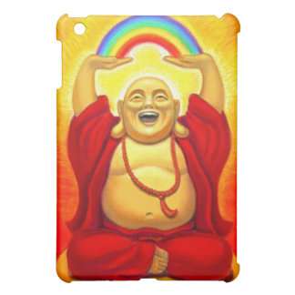 Laughing Buddha iPad Case