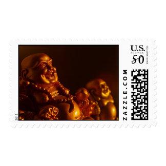 Laughing Buddha Postage